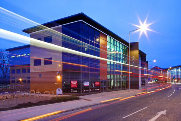 Hull College Building