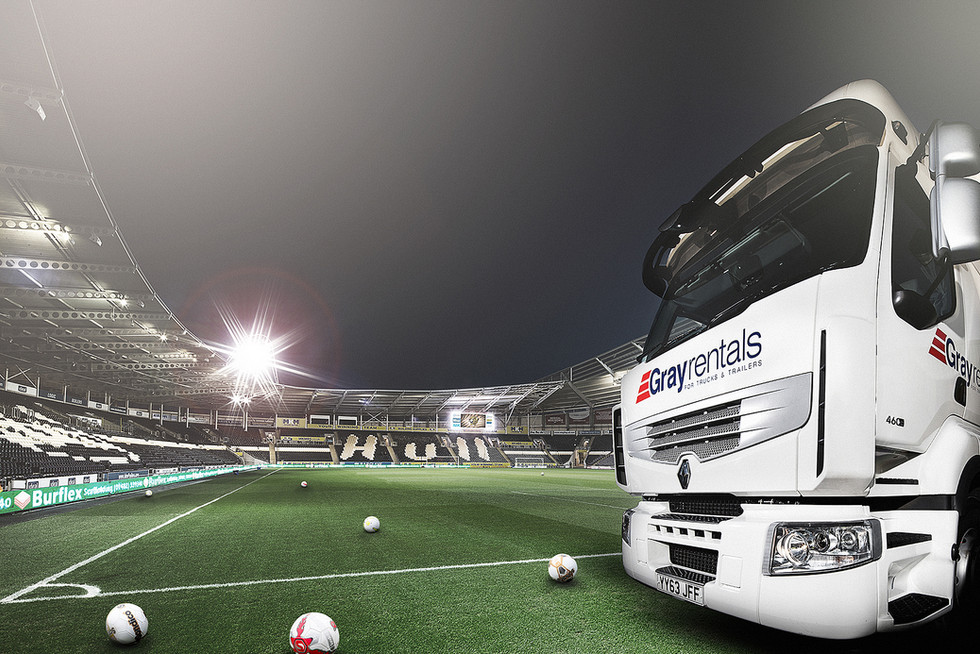 Renault Trucks Greyrentals Leasing