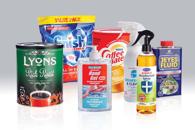 Everyday Household Products