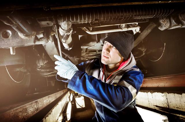 Diesel Service Technician