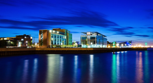 Humber Quays, Hull, East Yorkshire