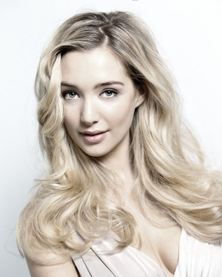 Hair Model photography
