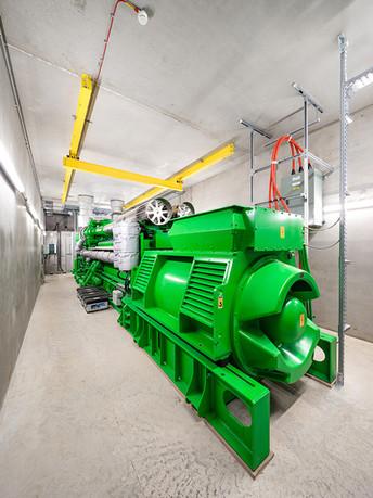 Industrial Electricity Generator