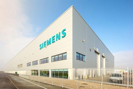 Siemens Workshops, Hull, East Yorkshire
