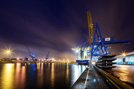 Hull Container Port