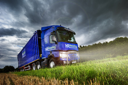 HR Recycling - Renault Truck