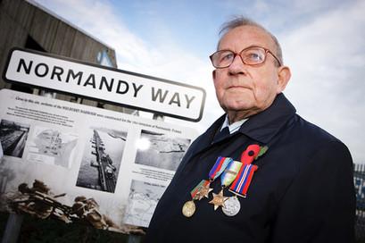 Normandy Veteran