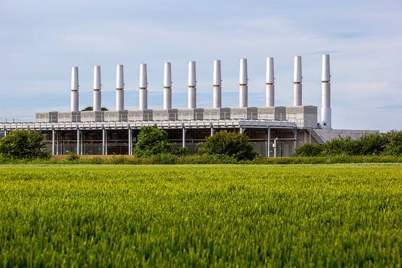Creyke Beck Gas Power Station