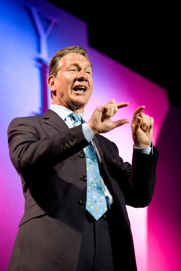 Michael Portillo - British Journalist