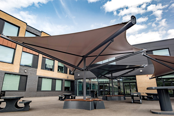 School Outdoor Canopies
