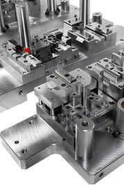 Automotive Component Press Tool