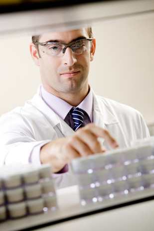 Pharmaceutical Laboratory Technician