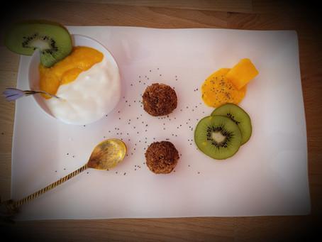 Menu simple, équilibré et délicieux !
