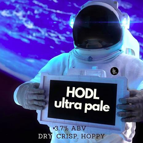 HODL Ultra Pale