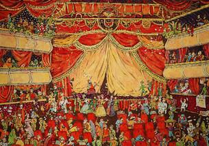 Tagiyev theatre