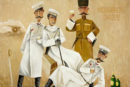 Muslim officers