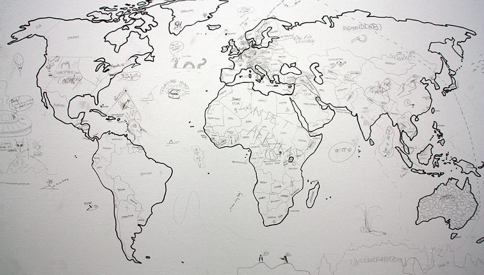 Geography Lesson. Homework