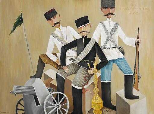 Tabriz revolutionaries