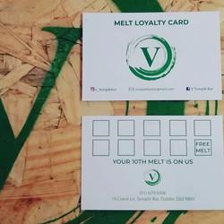 ✅Melt loyalty card ✅👉🏼👉🏼 Swipe to se