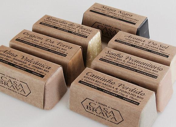 Pack 7 sabonetes formato tradicional