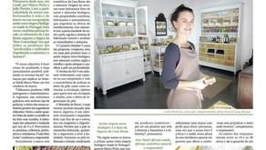 CASA BRAVA no Público e no Postal do Algarve