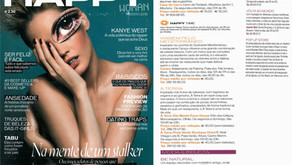 CASA BRAVA na revista Happy Woman de Agosto