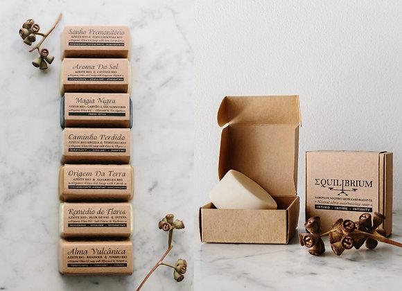 Pack EQUILIBRIUM + 7 sabonetes formato tradicional