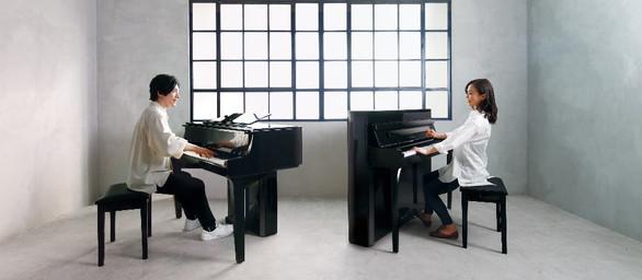 【出演】KAWAI ハイブリッドピアノNOVUSシリーズ