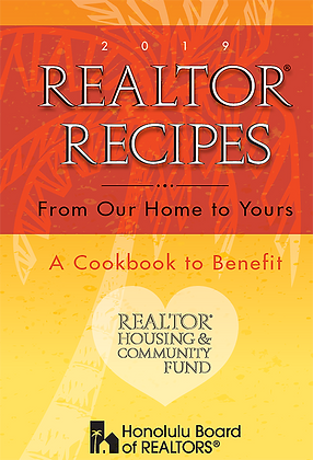 REALTOR® Recipes...From Our Home to Yours