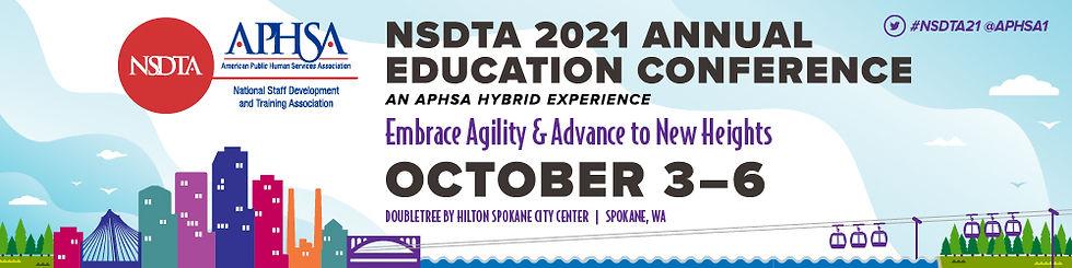 NSDTA Conference 2021