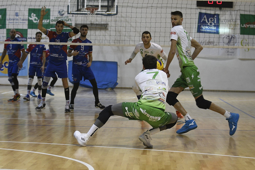 Paul Ferenciac Leo Shoes Casarano Volley