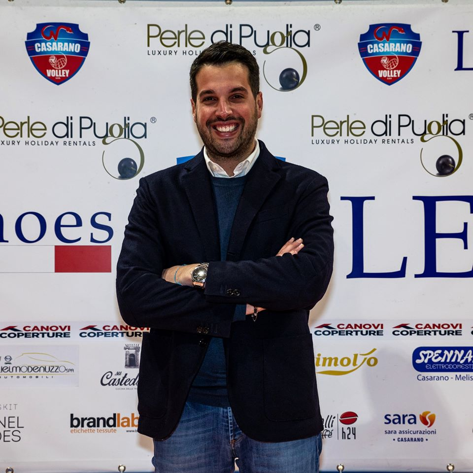 Andrea Anastasia Leo Shoes Casarano Volley