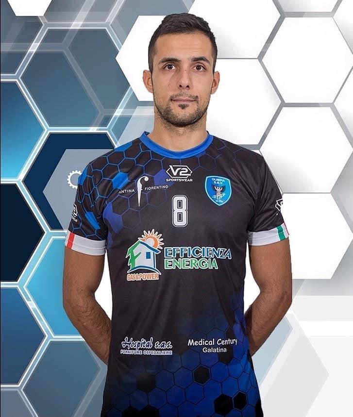 Mirko Torsello Leo Shoes Casarano Volley