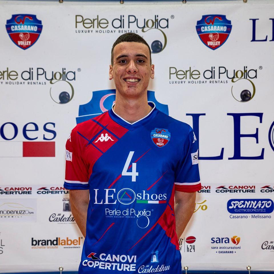 Gabriele De Micheli Leo Shoes Casarano Volley
