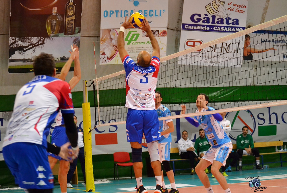 ANDREA LATERZA LEO SHOES CASARANO VOLLEY
