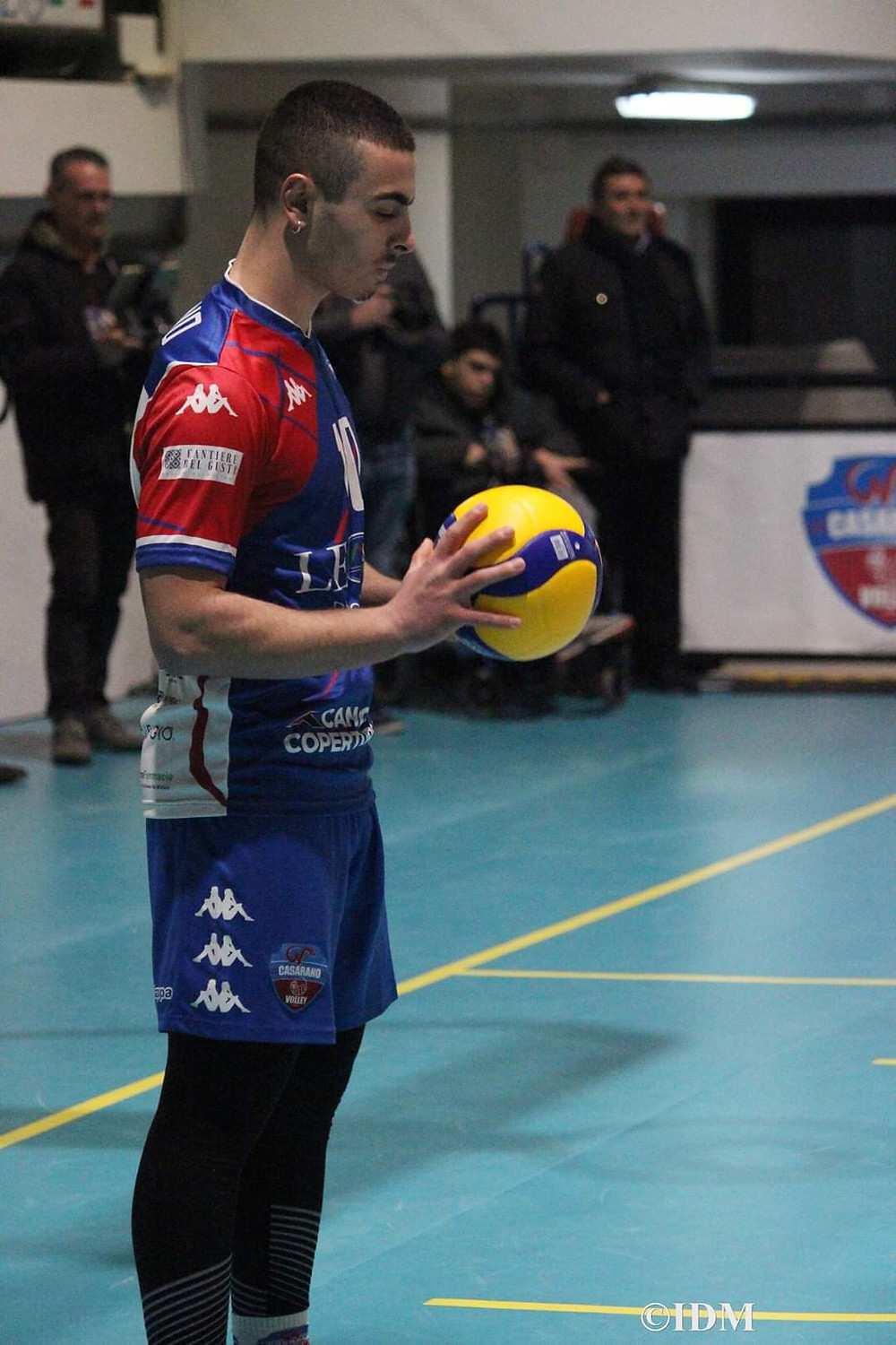 Luca Stefano Leo Shoes Casarano Volley