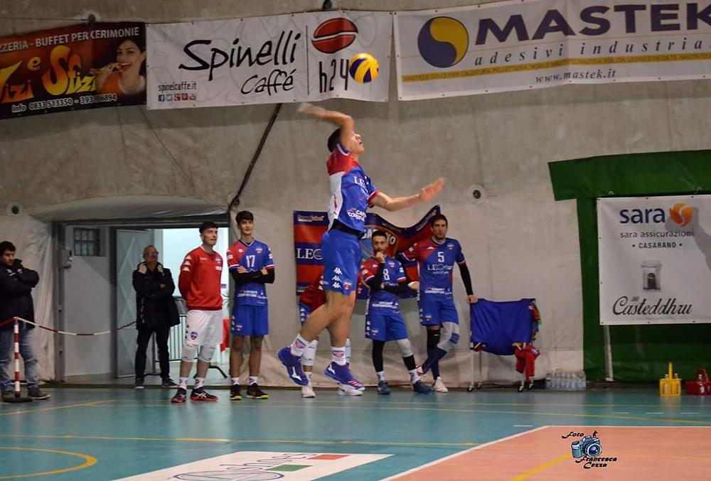 Gabriele De Micheli Leo Shoes Casarano Volley
