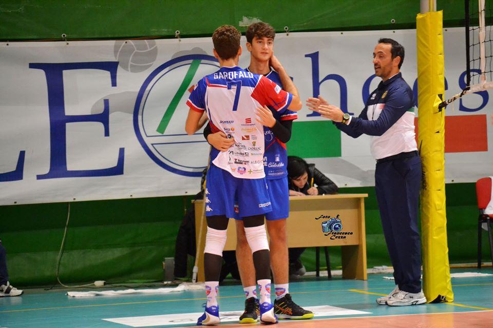 Federico Fortunato Leo Shoes Casarano Volley