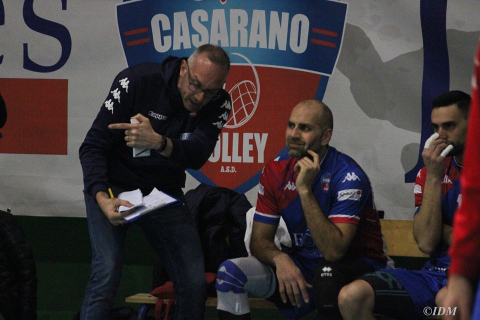 Alessandro Marte Leo Shoes Casarano Volley