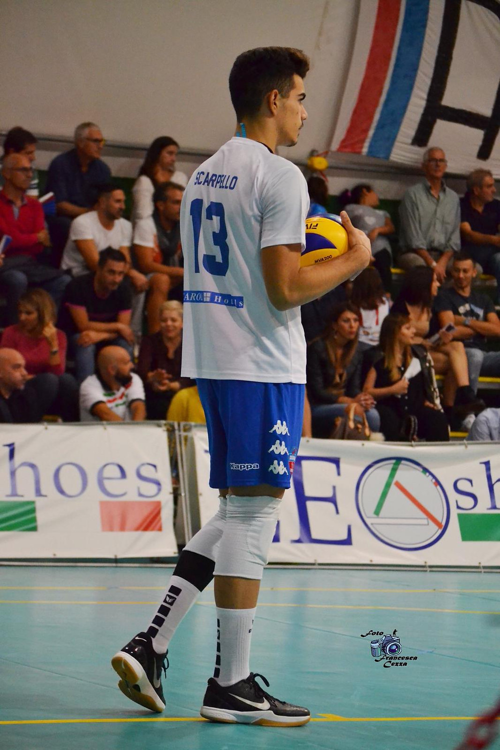 Damiano Scarpello Leo Shoes Casarano Volley