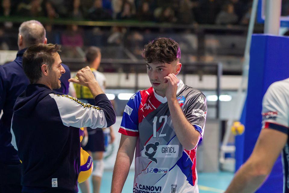 Francesco Giaffreda Leo Shoes Casarano Volley