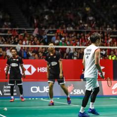 SINGAPORE BADMINTON OPEN 2019