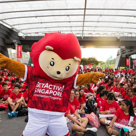 GETACTIVE! SINGAPORE 2017