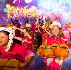 CHINATOWN CNY CELEBRATIONS 2018