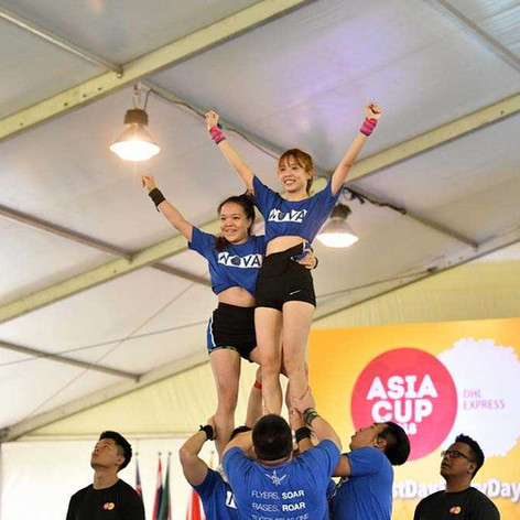 DHL ASIA CUP 2017