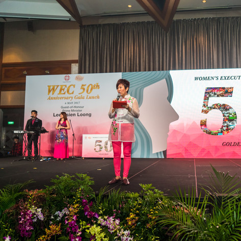 Women_s Executive Committee 50th Anniver