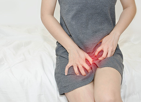 Why do I get itchiness over the Feminine region?