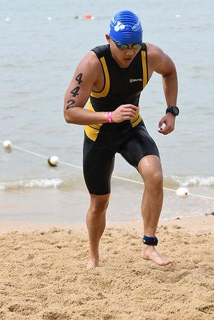 Dr Lee Joon Loong Swim