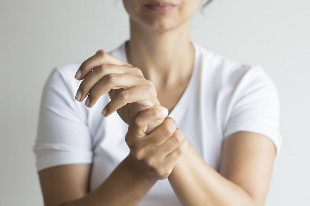 Repetitive Stress Injury of the Wrist