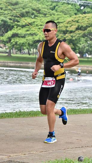 Dr Lee Joon Loong run
